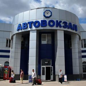 Автовокзалы Мариинска