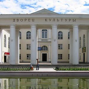 Дворцы и дома культуры Мариинска