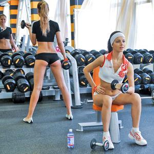 Фитнес-клубы Мариинска