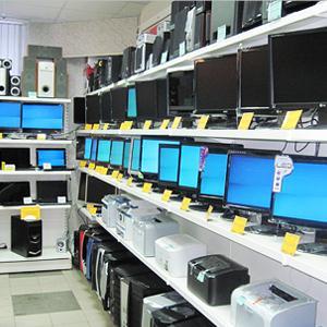 Компьютерные магазины Мариинска