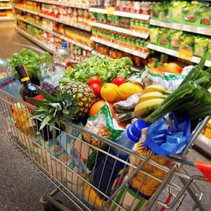 Магазины продуктов Мариинска