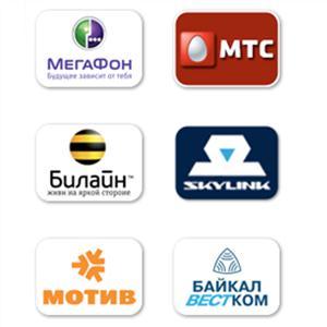 Операторы сотовой связи Мариинска