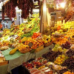 Рынки Мариинска