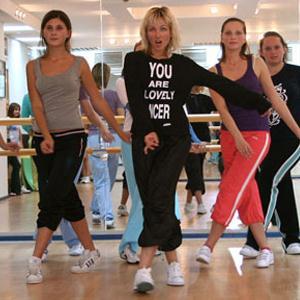 Школы танцев Мариинска