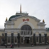 Железнодорожные вокзалы в Мариинске