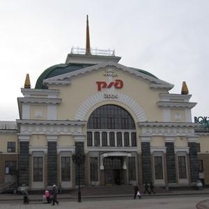Железнодорожные вокзалы Мариинска